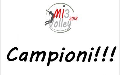 Under 13 Campione