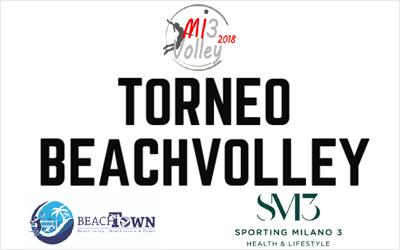 1° Torneo Mi3 STRAL – Beach