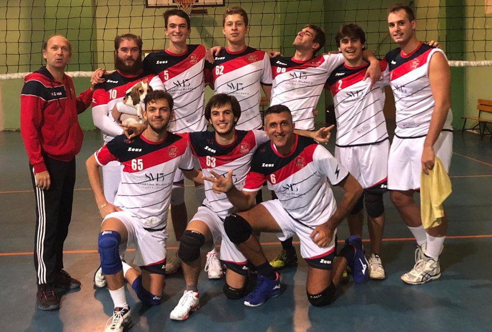Nasce la Seconda Divisione maschile Mi3 Volley