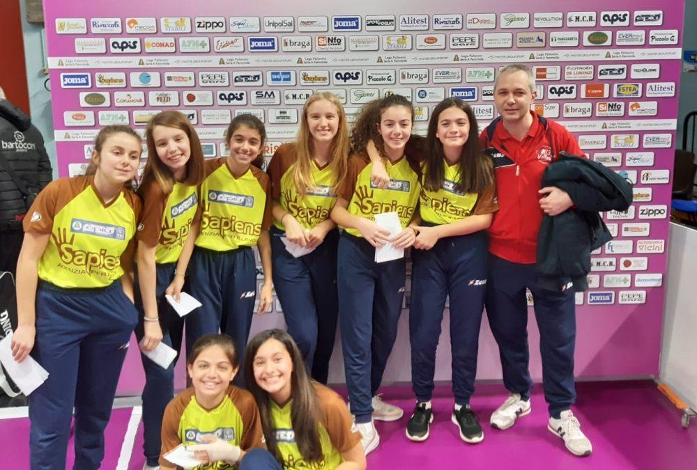 Under 13 a Casalmaggiore per la Serie A1