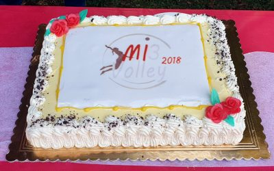 Buon compleanno Mi3 Volley