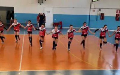 Basiglio – Mi3 Volley 0 a 3 (10/25, 11/25, 7/25)